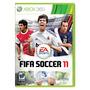 Juego Fifa Soccer 11 Xbox 360 Ntsc Español