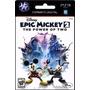 Epic Mickey 2 + Toy Story 3 Ps3 Digital Envio Ya !!!