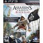 Assasins Creed 4 Black Flag Ps3 Nuevo Sellado