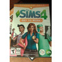 The Sims 4 (2015): Get To Work - A Trabajar! -( Fisico) - Pc