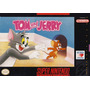 Juego Tom Y Jerry Original Super Nintendo Palermo