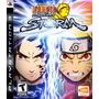 Naruto Ultimate Ninja Storm Ps3 Nuevo Sellado Original