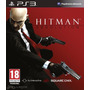 Hitman Absolution Ps3 Original Físico Disco