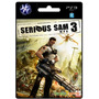 | Serious Sam 3 Bfe Juego Ps3 Store Microcentro |