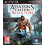 Assassins Creed Blackflag Ps3 / Tarjeta Digita / Calif 100%+
