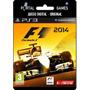 F1 Formula 1 2014 Digital Para Ps3 Tenelo Hoy