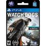 Ps4 Watch Dogs Primaria Segura Store