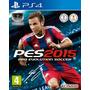 Pes 2015 Ps4 Pro Evolution Soccer Nuevo Sellado