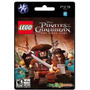 Lego Pirates Of The Caribbean Juego Ps3 Store Microcentro