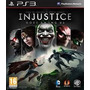 Juego Ps3 Injustice: Gods Among Us Formato Fisico