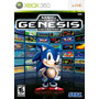 Sonic Ultimate Genesis Collection Xbox 360ntsc Nuevo Sellado