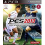 Pes 2013 Ps3 Impecable Estado, Caja Y Manual.