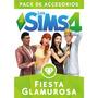 Los Sims 4 Fiesta Glamurosa Pack Juego Pc Origin Digital