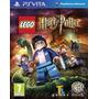 Ps Vita Harry Potter Lego 5-7years Nuevo- Sellado Local 23h