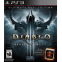 Diablo 3 | Reaper Of Soul || Ps3 || Entrega En El Dia!