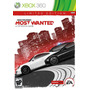 Juego Need For Speed Most Wanted Xbox 360 Ntsc Español