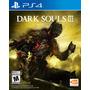 Dark Souls 3 Ps4 Formato Físico Nuevo Sellado Original