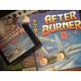 Juego De Sega-s-after Burner 2 -lamina-made In Japan-