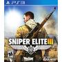 Sniper Elite 3 Ps3 Edicion Digital