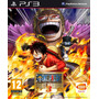 One Piece Pirate Warriors 3 Exclusivo Preventa Ps3 Digital
