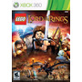Lego Lord Of The Rings Xbox Ntsc Nuevo Sellado Original