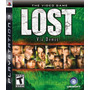 Juego Ps3 - Lost Via Domus The Video Game - Formato Fisico
