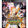 Naruto Shippuden: Ultimate Ninja Storm Revolution || Ps3 ||