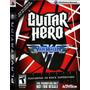 Guitar Hero Van Halen Ps3 Nuevo Sellado Original