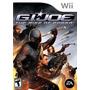 G.i. Joe En Español Pal Wii Mini Ü Envío Gratis