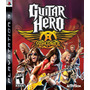 Guitar Hero Aerosmith Ps3 Nuevo Sellado Original