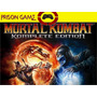 Mortal Kombat Komplete Edition | Ps3 | Entrega Inmediata