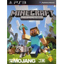 Minecraft Ps3 Digital - Entrega En El Dia! Sasito