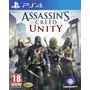 Assassins Creed Unity    Ps4    Slot Secundario    24hs!