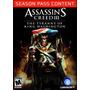 Assassins Creed 3 Season Pass Compatible Con Tu Ac3