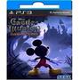 Mickey Mouse Y El Castillo De La Ilusion Tarjeta Digital Ps3