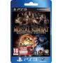 Mortal Kombat Komplete Edition Kratos F. Krugger Ps3 Digital