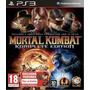 Mortal Kombat 9 Complete Edition Para Ps3 En Caja Importado!