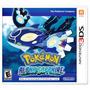 Pokemon Alpha Sapphire Nintendo 3ds Nuevo Sellado En Español