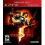 Ps3 Resident Evil 5 Impecable Local Banfield