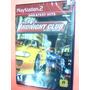 Midnight Club Street Racing (671) Ps2 - Original Nuevo
