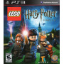 Lego Harry Potter Years 1 - 4 Nuevo Ps3 Dakmor Canje/venta
