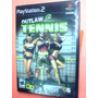 Outlaw Tennis (645) Ps2 - Original Nuevo Caja Sellada