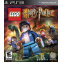 Lego: Harry Potter 5-7 Años/ Ps3 Store/ Entrega Inmediata
