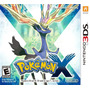 Pokemon X Nintendo 3ds Nuevo Sellado Original