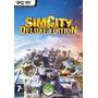 Sim City Societies Deluxe Edition - Juego Pc Box Original