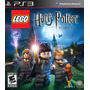Lego Harry Potter Years 1-4 - Juego Ps3 Box Original