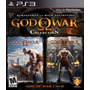 God Of War Collection Ps3 Original Físico En Disco
