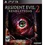 Resident Evil Revelations 2 Ps3 Digital Seriedad Y Rapidez
