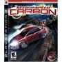 Need For Speed Carbon Ps3 Nuevo Sellado Original