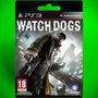 Watch Dogs Ps3 Tarjeta Digital Original